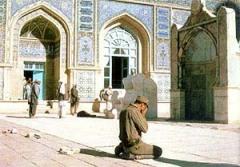 Мечеть в Афганистане