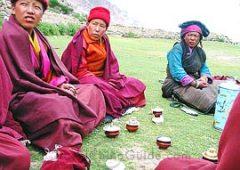 Что едят в Тибете?