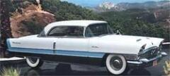 Packard Carribean Cabriolet 1955 г. Эдит Пиаф