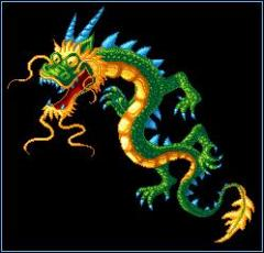 Как китайцы почитают драконов?