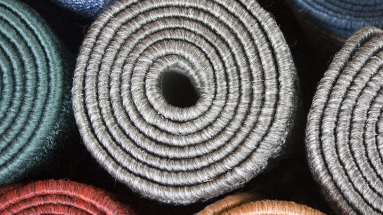 Как с помощью ковролина «облагородить» не только пол?