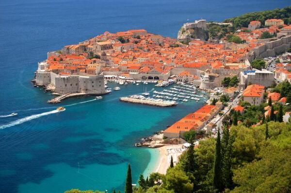Хорватия, Дубровник. Где находится рай на земле?