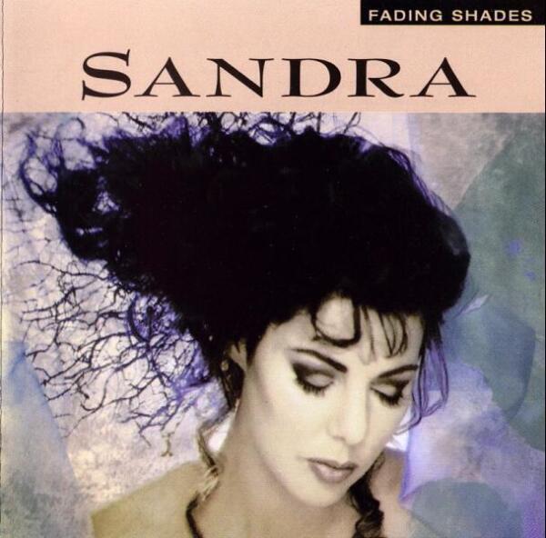 Обложка диска певицы Sandra «Fading Shades», куда вошла кавер-версия «Nights in White Satin»