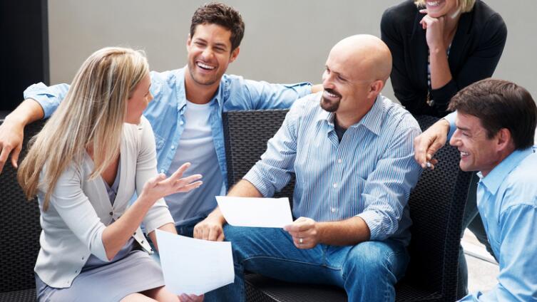 Как правильно и эффективно провести деловую беседу? Делайте ставку на себя!