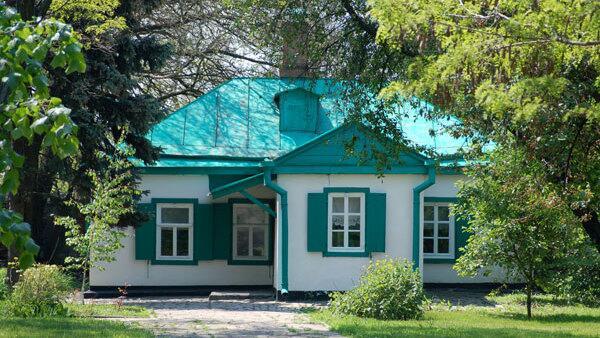 Отчий дом А.П. Чехова