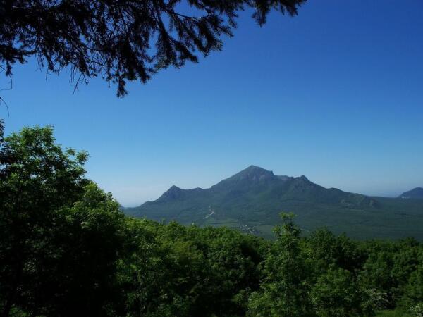 Пятиглавая гора Биштау