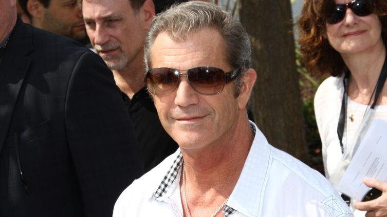 Мэл Гибсон, май 2011 г.
