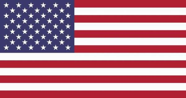 Число полос на флаге США - это число первых 13-ти штатов, а 50 звездочек - это количество штатов сейчас
