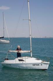 Яхта «Гетан-2» для третьей кругосветки Евгения Гвоздева