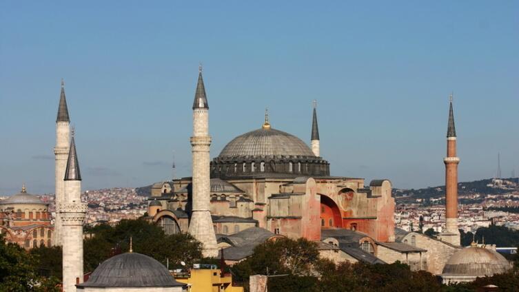 Стамбул - город контрастов? Европейская часть