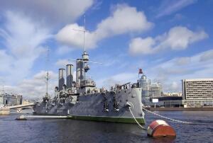 Что тебе снится, крейсер «Аврора»?