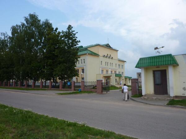 Новые корпуса Центральной районной больницы