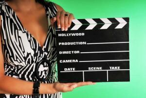 Современное кино: что такое хромакей?