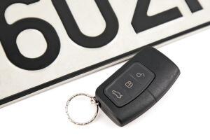 Украли номера с машины: кому это надо?