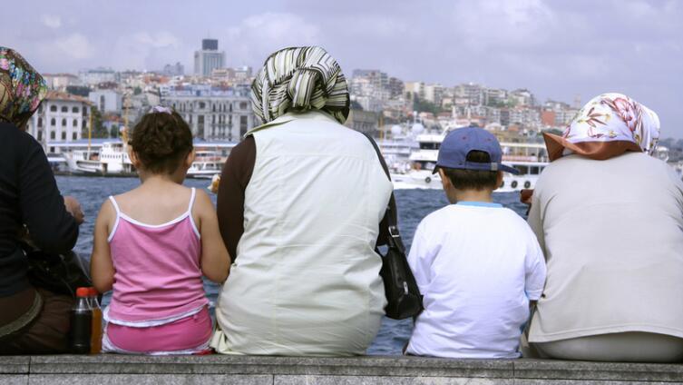 Стамбул - город контрастов? Турки – как они есть