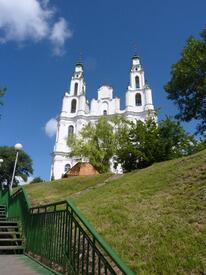 Софийский кафедральный собор на Замковой горе