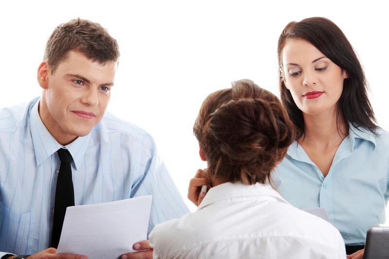 Стрессовое интервью при приеме на работу — Открой бизнес