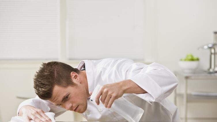 Ленивому студенту: как убраться в комнате?