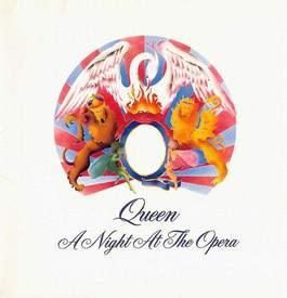 Обложка диска «A Night At The Opera» (1975)