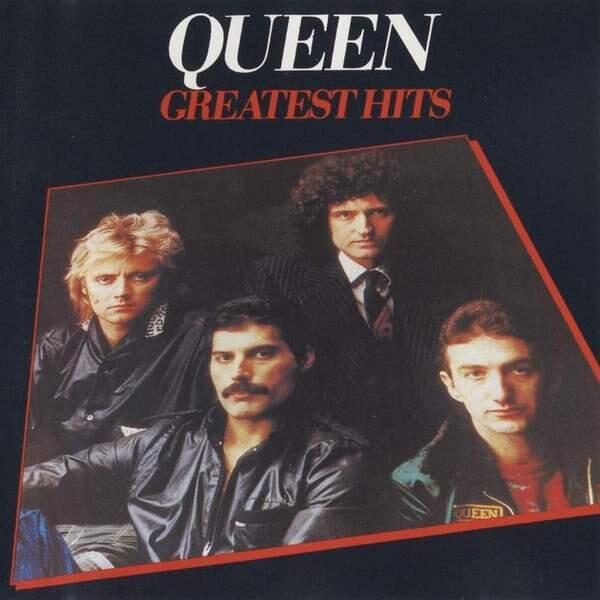 Обложка диска «Greatest Hits»
