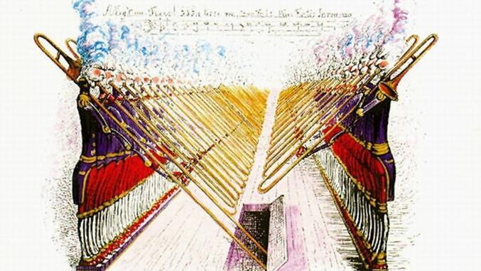 Фрагмент обложки сингла «Innuendo», для оформления которой выбрана картина Гренвиля