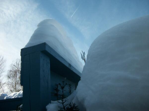 Снежные шапки