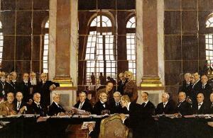Почему Версальский договор был главной ошибкой союзников?