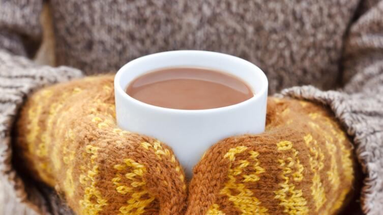 Пришли с холода и замерзли? Вам – согревающий напиток!