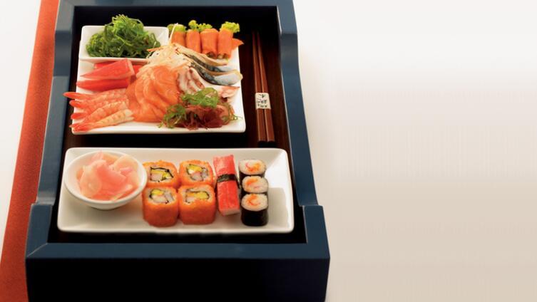 За что мы любим суши?