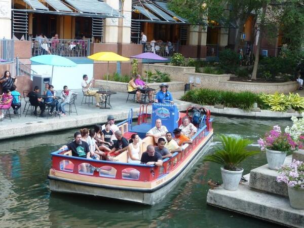Чем привлекателен город Сан-Антонио? Часть 2