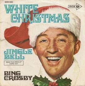 Бинг Кросби - именно с его записи «Jingle Bells» в 1943 году началось безраздельное господство этой песни в Рождество