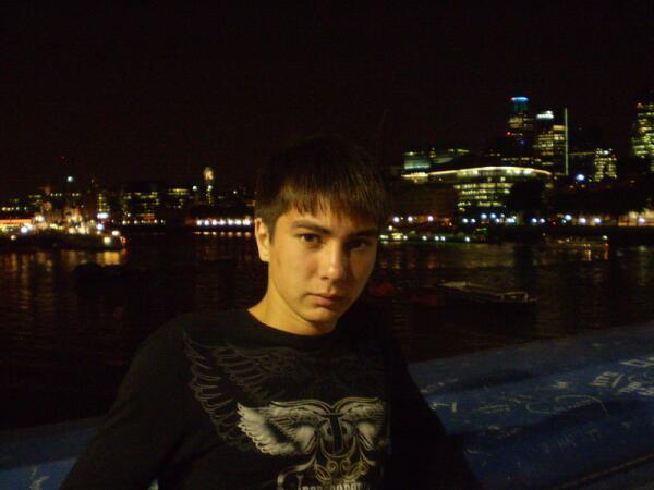 Лондон и я