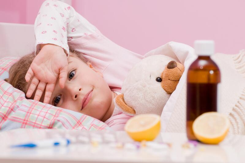 Как оказать первую помощь при гриппе и предотвратить осложнения?