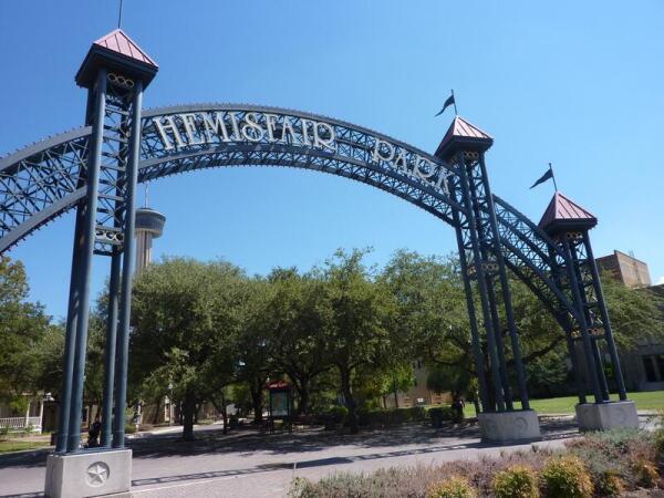 Чем привлекателен город Сан-Антонио? Часть 3