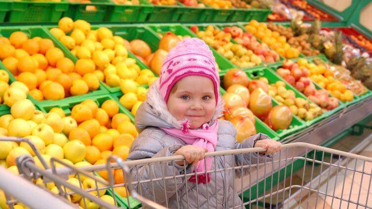 С малышом в магазин: что учесть?