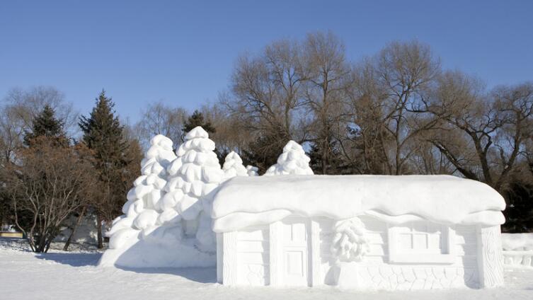 Как построить Деда Мороза? Советы бывалых