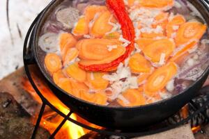 Как не любить узбекскую кухню? Шурпа!