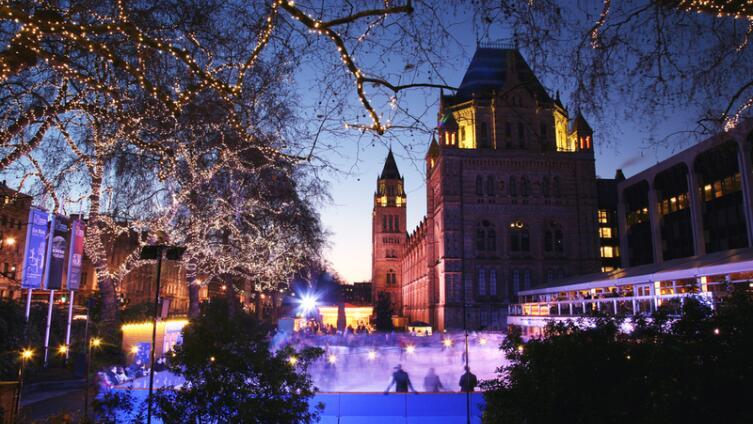 Как англичане отмечают новогодние праздники?