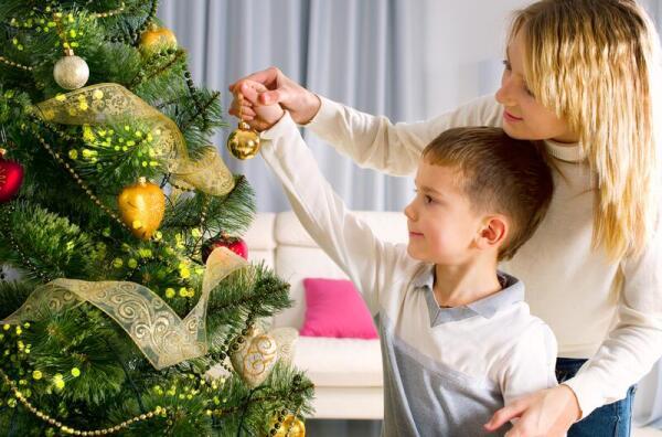Какие предновогодние дела делают наше настроение праздничным?