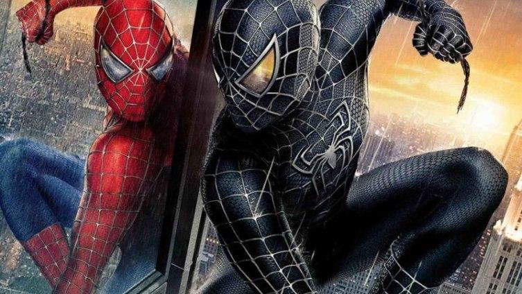 «Человек-паук 3». Фрагмент постера