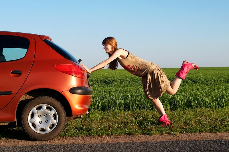 В дорогу без аварий