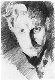 Автопортрет (1885)