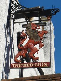 «Красный лев» - самое популярное название