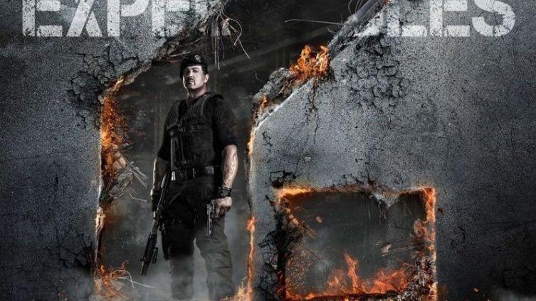 «Неудержимые 2». Фрагмент постера