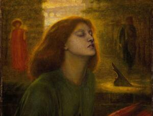 Что погубило Элизабет Сиддал, музу прерафаэлитов? Часть 1