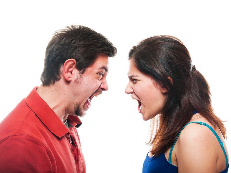 Как подавлять гнев