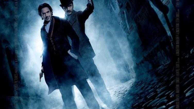 «Шерлок Холмс: Игра теней». Фрагмент постера