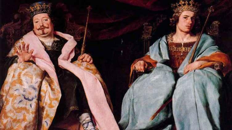 Вестготские короли