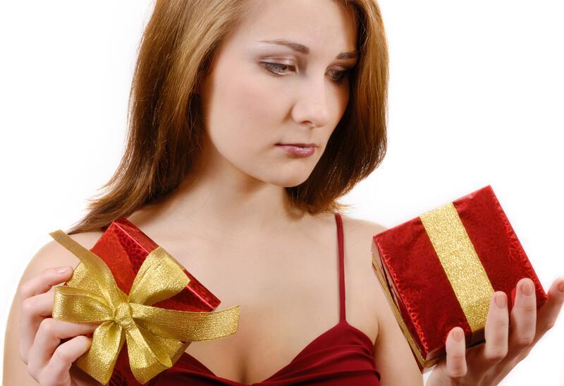 Не хочу принять подарок