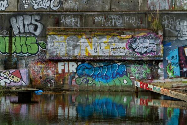 Граффити искусство или вандализм
